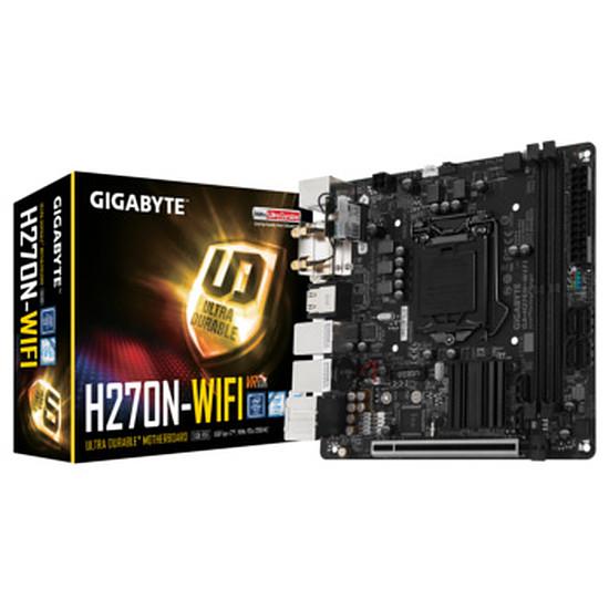 Carte mère Gigabyte GA-H270N-WIFI
