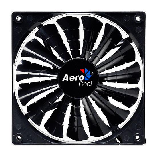 Ventilateur Boîtier Aerocool Shark Fan Black Edition - 120 mm
