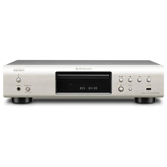 Platine CD Denon Lecteur CD de salon DCD-720AE Premium Silver