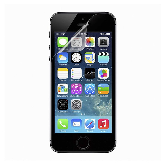 Protection d'écran Belkin Protection d'écran x3 - iPhone SE/5s/5