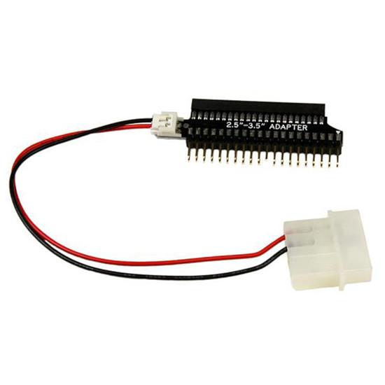 IDE StarTech.com Adaptateur de câble de disque dur IDE 2,5pouces