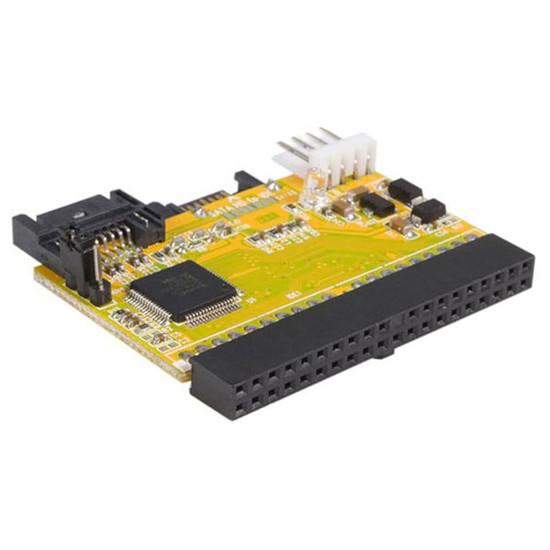 IDE StarTech.com Adaptateur de disque dur IDE / SATA