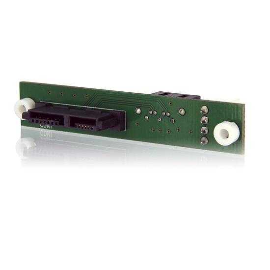 Serial ATA StarTech.com Adaptateur Slimline SATA / SATA - Autre vue