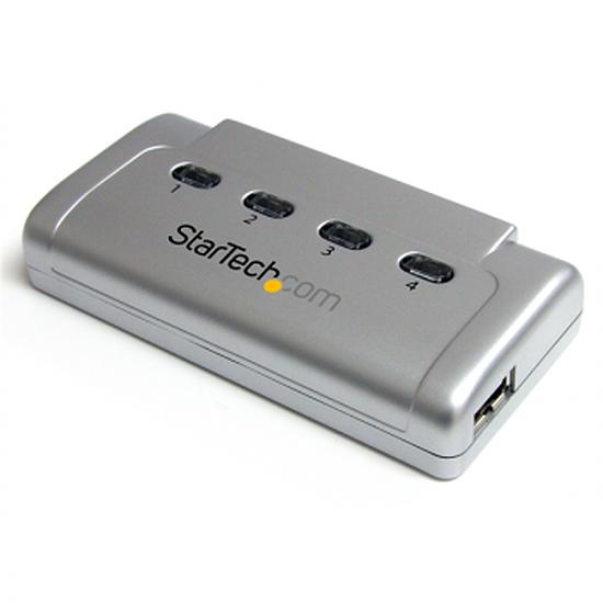 USB StarTech.com Commutateur partage de périphérique 4-en-1 USB 2.0