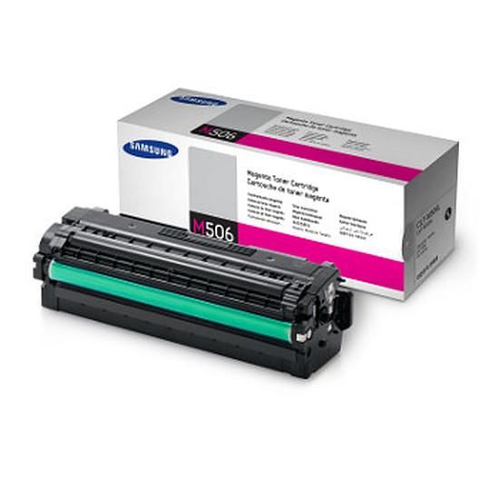 Toner imprimante Samsung CLT-M506L