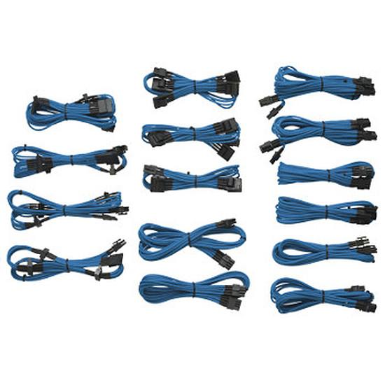 Alimentation Corsair Kit câbles modulaires Bleu (Génération 2)