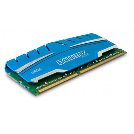 Mémoire Ballistix Sport XT DDR3 8 Go 1866 MHz CAS 10