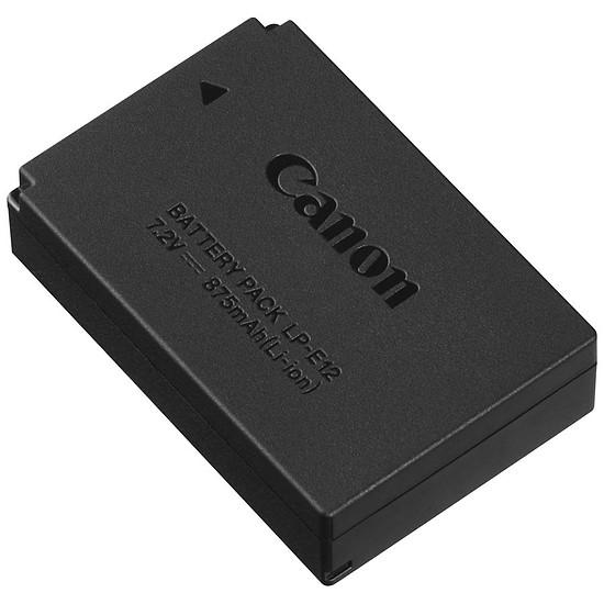 Batterie et chargeur Canon Batterie LP-E12