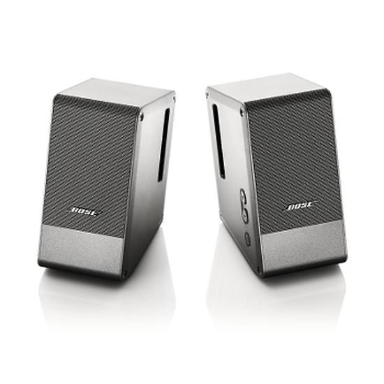 Enceintes PC Bose MusicMonitor - Argent