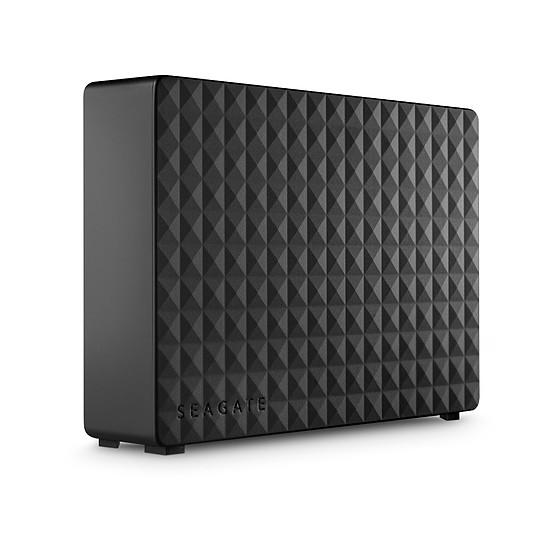 Disque dur externe Seagate Expansion Desktop - 12 To (Noir)