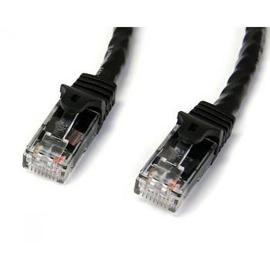 Câble RJ45 StarTech.com Cable reseau Cat6 Gigabit UTP de 1m - M/M - Noir