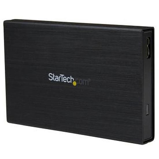 """Boîtier pour disque dur StarTech.com Boitier USB 3.0 pour HDD / SSD SATA III de 2,5"""""""