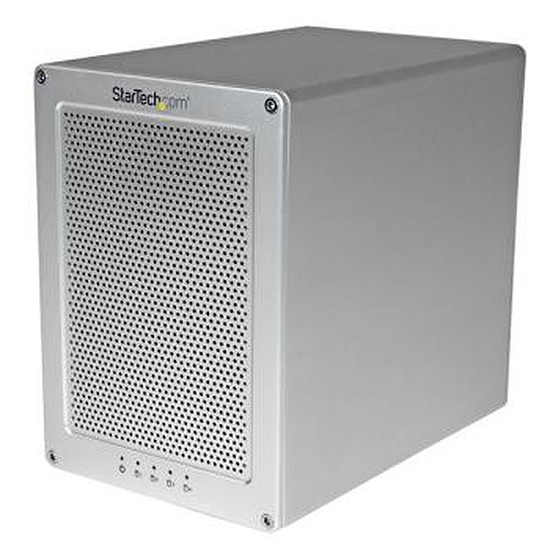 "Boîtier pour disque dur StarTech.com Boitier RAID Thunderbolt 2 - 4 HDD 3,5"""
