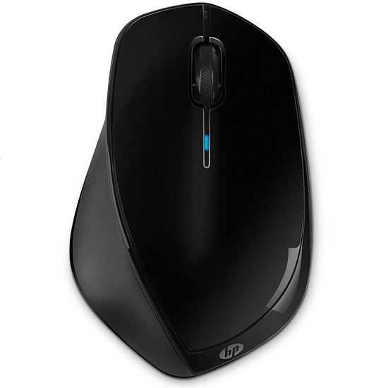 Souris PC HP X4500 - Noir - Autre vue