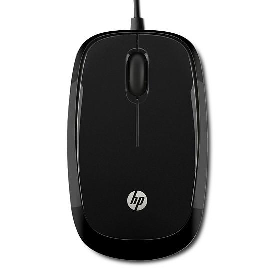 Souris PC HP X1200 - Noir - Autre vue