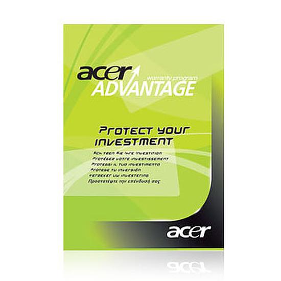 Garanties PC portable Acer Extension de garantie à 4 ans - retour - Aspire