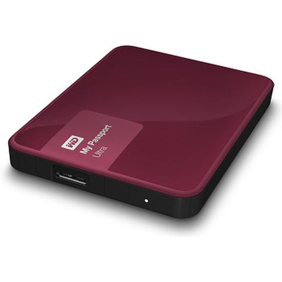 Disque dur externe Western Digital (WD) My Passport Ultra USB 3.0 - 500 Go (rouge)
