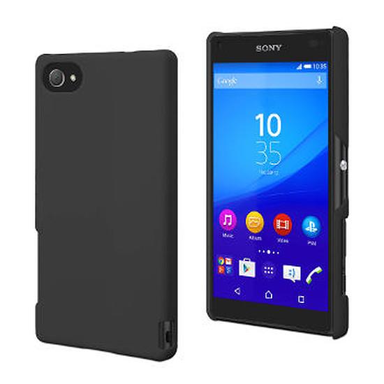 Coque et housse Muvit Coque rubber (noir) - Sony Xperia Z5 compact