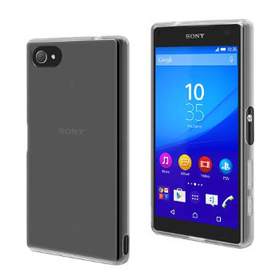 Coque et housse Muvit Coque (transparent) - Sony Xperia Z5 compact