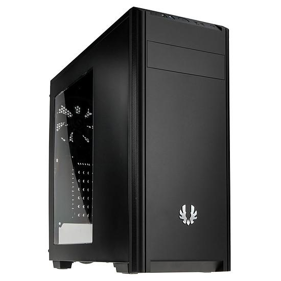 Boîtier PC BitFenix Nova Fenêtre - Noir