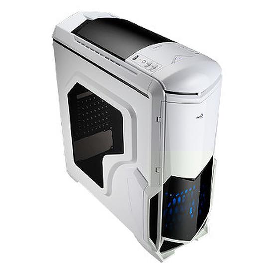 Boîtier PC Aerocool BattleHawk Blanc