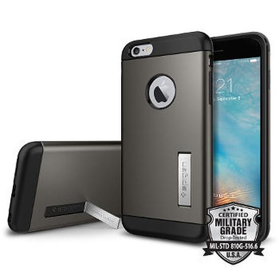 Coque et housse Spigen Coque Slim Armor (noir)- iPhone 6/6s Plus