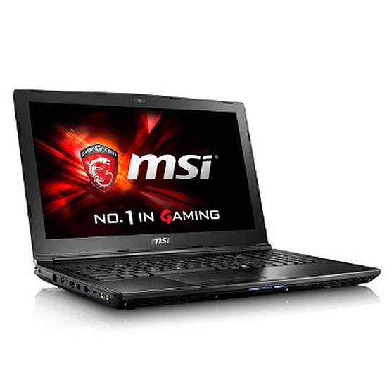 PC portable MSI GL62 6QF-622FR - i5 - 8 Go - SSD - GTX 960M