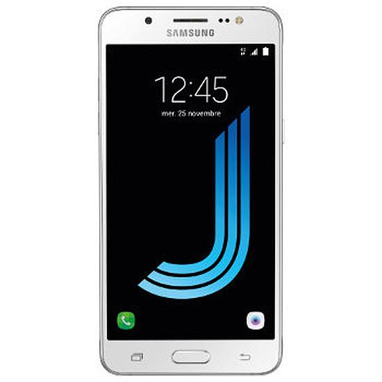 Smartphone et téléphone mobile Samsung Galaxy J5 2016 (blanc)