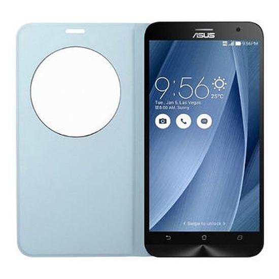Coque et housse Asus Etui View flip cover (bleu) - Asus ZE551ML