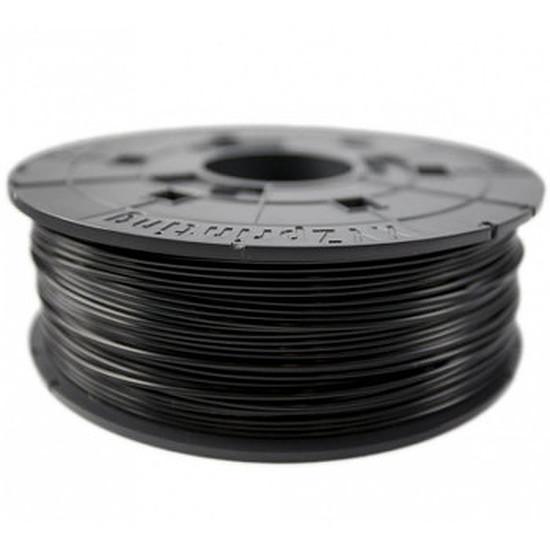 Filament 3D XYZprinting Cartouche de filament PLA, 600g, Noir
