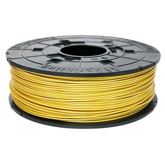 Filament 3D XYZprinting Bobine de filament PLA, 600g, Jaune - Junior