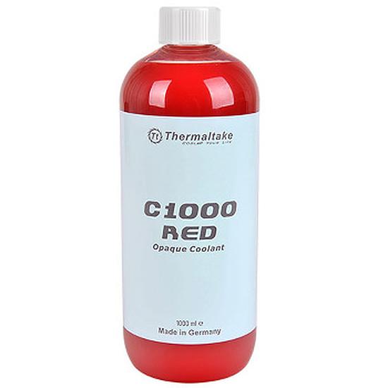 Watercooling Thermaltake C1000 RED - Liquide opaque Rouge - 1000ml