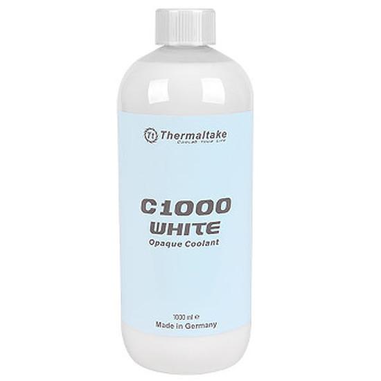 Watercooling Thermaltake C1000 WHITE - Liquide opaque Blanc - 1000ml