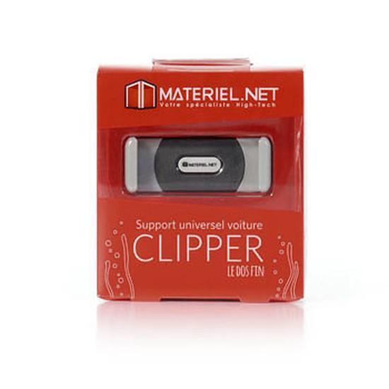 Accessoires Auto Materiel.net Clipper le dos fin