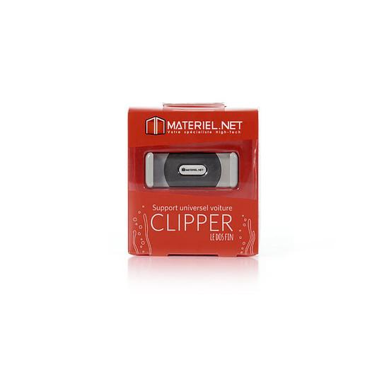Accessoires Auto Materiel.net Clipper le dos fin - Autre vue