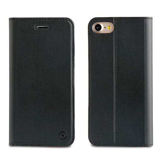 Coque et housse Muvit Etui folio stand (noir) - iPhone 7 - Autre vue