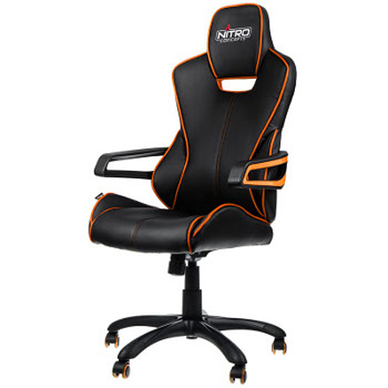Fauteuil / Siège Gamer Nitro Concepts E200 Race - Orange