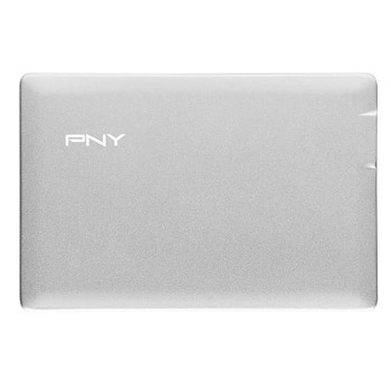 Batterie et powerbank PNY PowerPack Credit Card 2500 - Argent