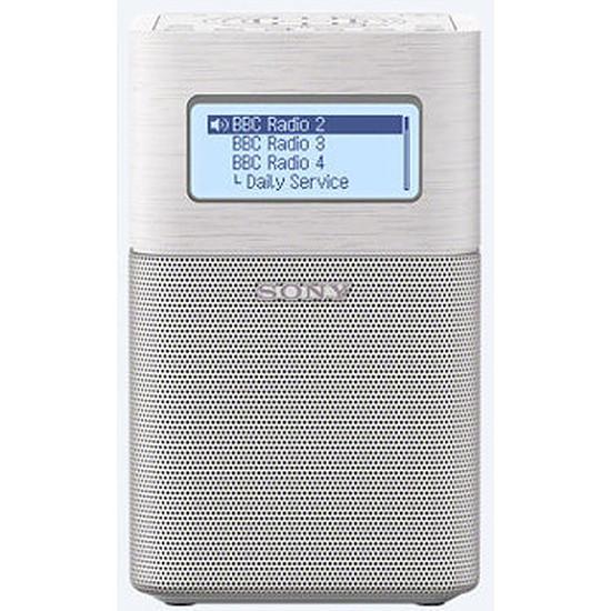 Enceinte sans fil Sony XDRV1BTD Blanc - Enceinte compacte