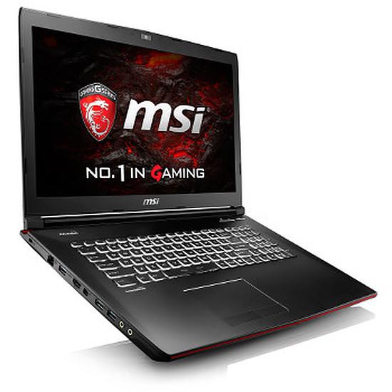 PC portable MSI GP72 6QF-848FR - i7 - 8 Go - SSD - GTX 960M