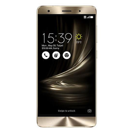 Smartphone et téléphone mobile Asus ZenFone 3 Deluxe ZS570KL (argent) - 256 Go