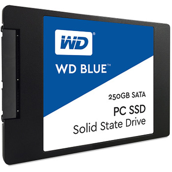Disque SSD Western Digital (WD) Blue 250 Go