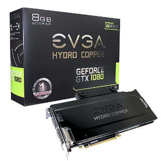 Carte graphique EVGA GeForce GTX 1080 FTW Hydro Copper Gaming - 8 Go