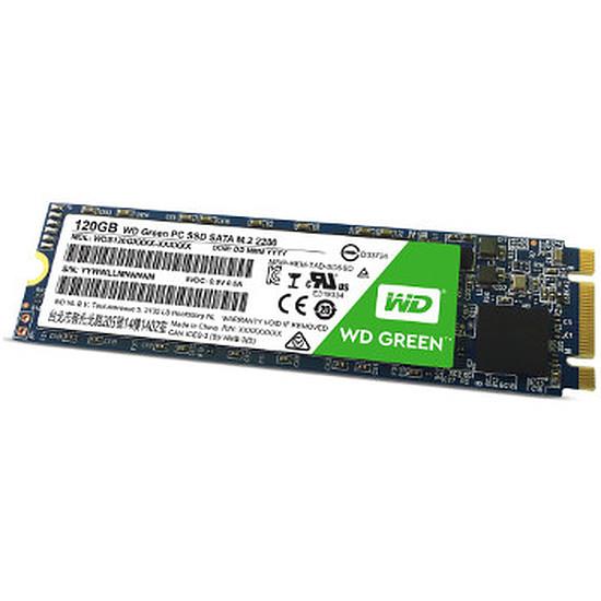 Disque SSD Western Digital (WD) Green 240 Go M.2 2280