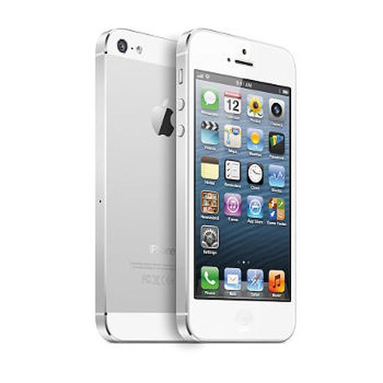 Smartphone et téléphone mobile again iPhone 5 (blanc) - 32 Go - Reconditionné à neuf