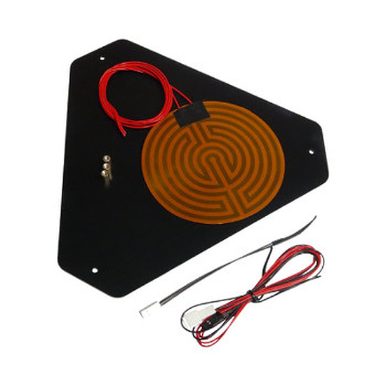 Accessoires imprimante eMotion Tech Kit plateau chauffant pour MicroDelta Rework