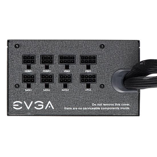 Alimentation PC EVGA BQ 650W - Autre vue