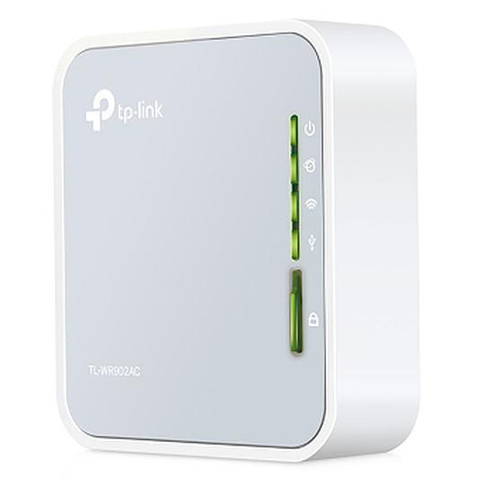 Routeur et modem TP-Link TL-WR902AC - Routeur portable WiFi AC750 bi-bande