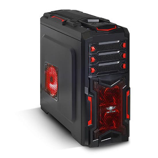Boîtier PC Spirit Of Gamer X-FIGHTERS 51 RED Army
