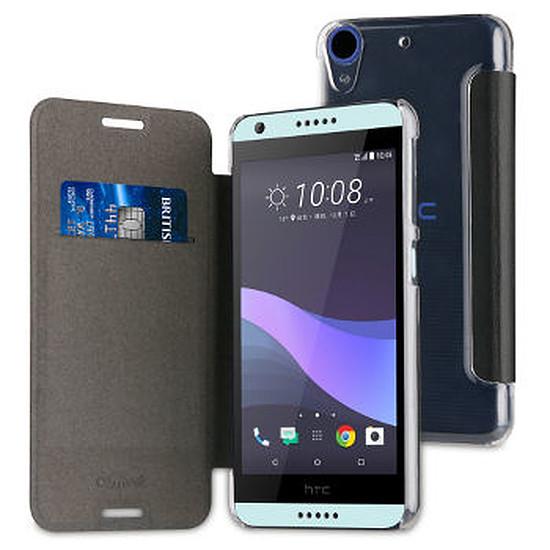 Coque et housse Muvit Etui Folio Case (noir) - HTC Desire 650